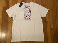 NWT Men's Vineyard Vines 98 Spinmaker Sailing Whale Pocket T-Shirt Size M, L