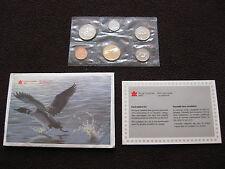 1993 Canada Prooflike Set incl Envelope and COA