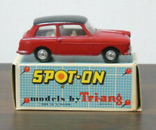Vintage Triang Spot On 154 AUSTIN A40 Red / Black Cream Interior Near Mint Boxed