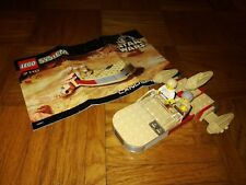 Lego Star Wars 7110  Landspeeder RETIRED Complete In Great Condition