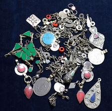 Kuchi & Turkmen Small Dangles Jewelry Parts Mixed 100 Gram Lot Uber Kuchi ®