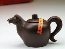 Pferd Teekanne Chinesisches Horoskop Tierkreiszeichen Tierzeichen Yixing Ton