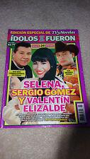 Selena Quintanilla TV Y NOVELAS 2008 Idolos que se nos fueron Magazine mag