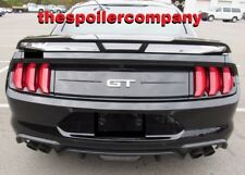 """FOR 2015-2018 FORD MUSTANG """"PERFORMANCE REAR WING"""" Pre-Painted Rear Spoiler"""