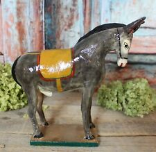 Donkey Mule JuanJosé Ramos Medrano Handmade Mexican Folk Art Barro Betus Tonala