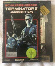 Terminator 2 Judgement Day Blu-ray/Digital Retro VHS VINTAGE Slipcover