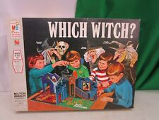 Vintage 1970 Milton Bradley *WHICH WITCH?* Board Game (COMPLETE)
