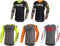 O'Neal Mayhem-Lite Jersey 2019 - MX Motocross Dirt Bike Off-Road ATV MTB Gear