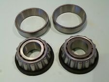 TRIUMPH T120 TR6 T140 TR7 STEERING HEAD TAPER ROLLER BEARINGS 97-4031 UK MADE
