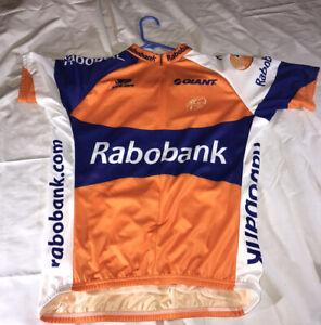 Rabobank Voler Cycling Jersey - X-Large Men- UCI Pro tour