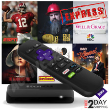 Streaming Player Best Video Audio Netflix Movie Ruko Free Tv Stick Wifi HD Prime