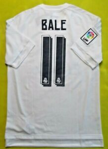 Bale Real Madrid 2015 2016 Home S Shirt Mens Camiseta Soccer Adidas AK2494 ig93