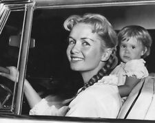 Singer Actress DEBBIE REYNOLDS & CARRIE FISHER Glossy 8x10 Photo Poster Print