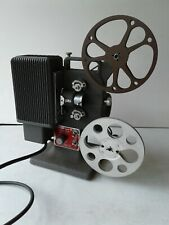 Eastman Kodak Kodascope Eight-33 Vintage 8MM Movie Projector & Original Case