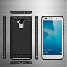 HUAWEI HONOR 7 LITE Armor Hülle Carbon Bumper Case Schutz Outdoor Cover Farbwahl