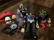 Mixed Resale Toy Lot Uno Robots Funko.  As Is