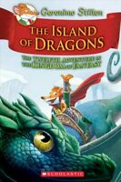 Island of Dragons, Hardcover by Stilton, Geronimo, Brand New, Free shipping i...