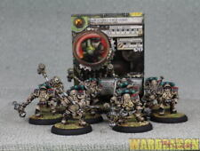 30mm Warmachine WDS painted Mercenaries Horgenhold Forge Guard b97