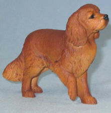 Cavalier King Charles personnage chien chiens personnage figurine North Light Terrier Ruby L