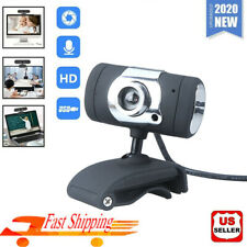 Hd Usb Web Camera Webcam Video Recording with Microphone For Laptop Desktop S3N2