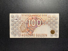NIEDERLANDE / NETHERLANDS 100 GULDEN 1992 P-101 XF