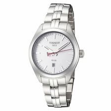Tissot Women's T1012101103100 PR 100 Classic 33mm Silver Dial SS Watch