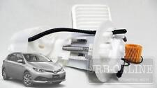 Suits TOYOTA COROLLA ZRE152R 153R 09 Air Oil & Fuel Filter SERVICE KIT