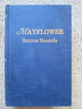 Mayflower Source Records