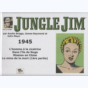 Jungle Jim - L'intégrale (Jim la Jungle) -  : 1945
