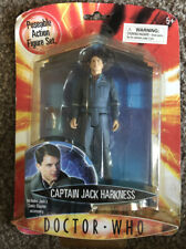 Doctor Who - Captain Jack Hardness Poseable Action Figure Set - *Series 1*
