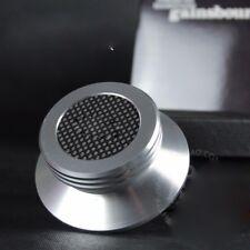 Carbon fiber aluminum alloy LP Vinyl Turntables Metal Disc Stabilizer Record