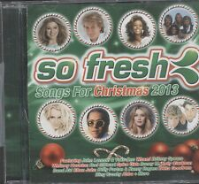Various Artists - So Fresh: Songs for Christmas 2013 / Various 2CD