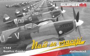 Eduard 1/144 Supermarine Spitfire Mk.IX # 4432