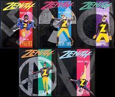 Zenith Vols 1 2 3 4 5 Titan Books UK HTF 1st Prints High Grade! Early Morrison