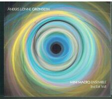 ANDERS LONNE GRONSETH - Mini Macro Ensemble 2nd Edt Vol.1 - 2015 10-track CD-NEW