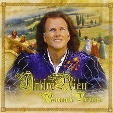 André Rieu Romantic paradise (15 tracks, 2003, incl. 'Der Pate') [CD]