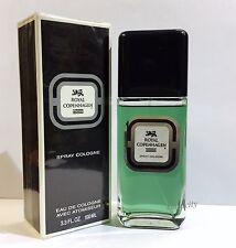 ROYAL COPENHAGEN 100ml Spray Cologne Men's Perfume In Sealed Box (ORIGINAL)