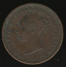 More details for 1843 victoria half farthing coin   british coins   pennies2pounds