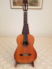 1976 Sada Yairi handmade Classical Guitar in Good Condition with used hard case