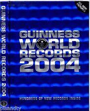 GUINNESS WORLD RECORDS 2004 (HC; 2003) The World's Fastest Longest Biggest