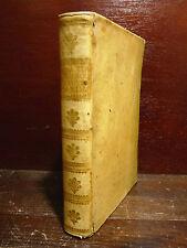 Bella Legatura in Pergamena Firenze 1752 - Conversione Santificazione Anima