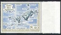 FSAT/TAAF 1989 Apostles Islands/Contour Map/Maps 1v (n23004)