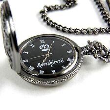 Black Butler Sebastian Pocket Watch Costume Cosplay Accessary Version D