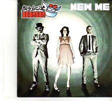 (DP742) Big Beat Bronson, New Me - 2012 DJ CD