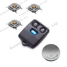 Repair KIT for Ford 3 button remote alarm key for Transit Maverick Mondeo Fiesta