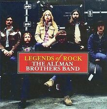 Legends of Rock by The Allman Brothers Band (CD, Jul-2009, Universal...