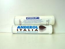 2X Grasso Grease Anderol SPHERA EP1 n° 2 cartucce 400 g