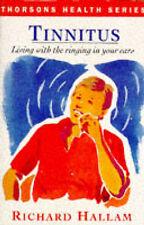 Good, Tinnitus, Hallam, Richard S., Book