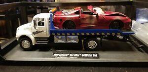 Brian's Toyota Supra Fast And Furious 10 sec wrecked 1:24 custom diecast