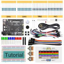 Freenove Basic Starter Kit con tablero de control (compatible con Arduino IDE)
